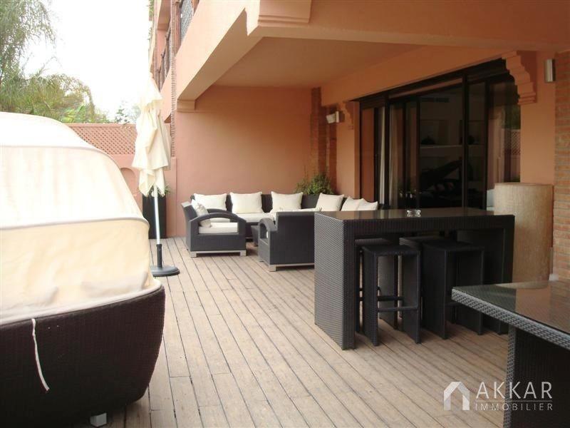 prix 8 500 000 dhs statut vente type de bien appartement localisation marrakech hivernage surface 245 m2 salons 4 chambres 3 - Appartement Avec Piscine Marrakech
