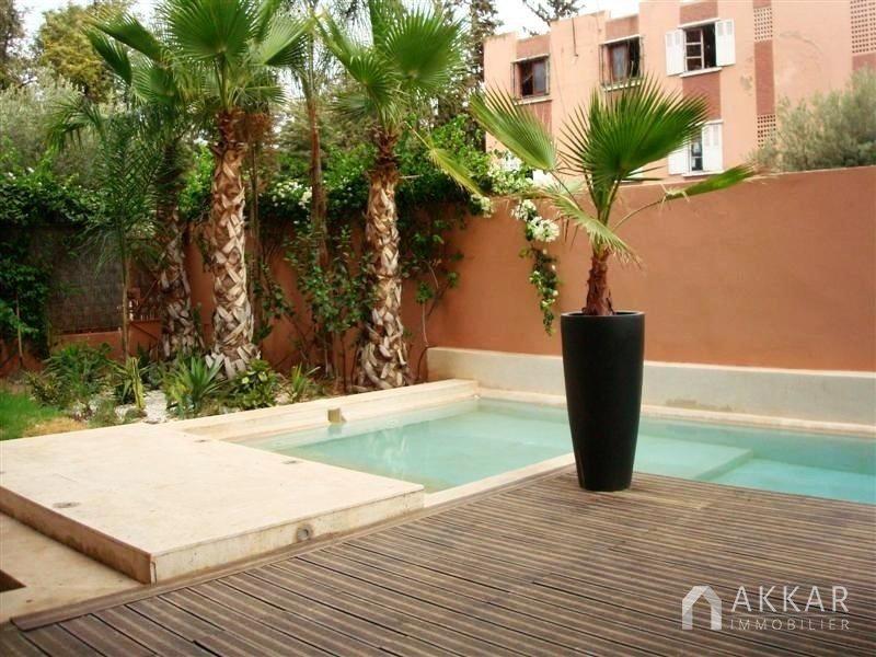 Vente Appartement Marrakech - Appartement avec piscine privée à ...