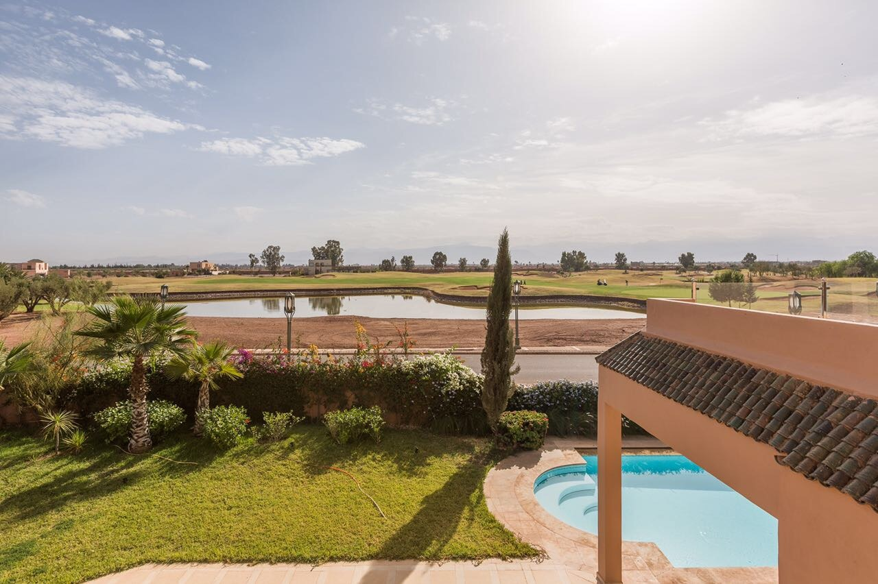 Location Villa Marrakech Tr S Belle Villa Avec Piscine