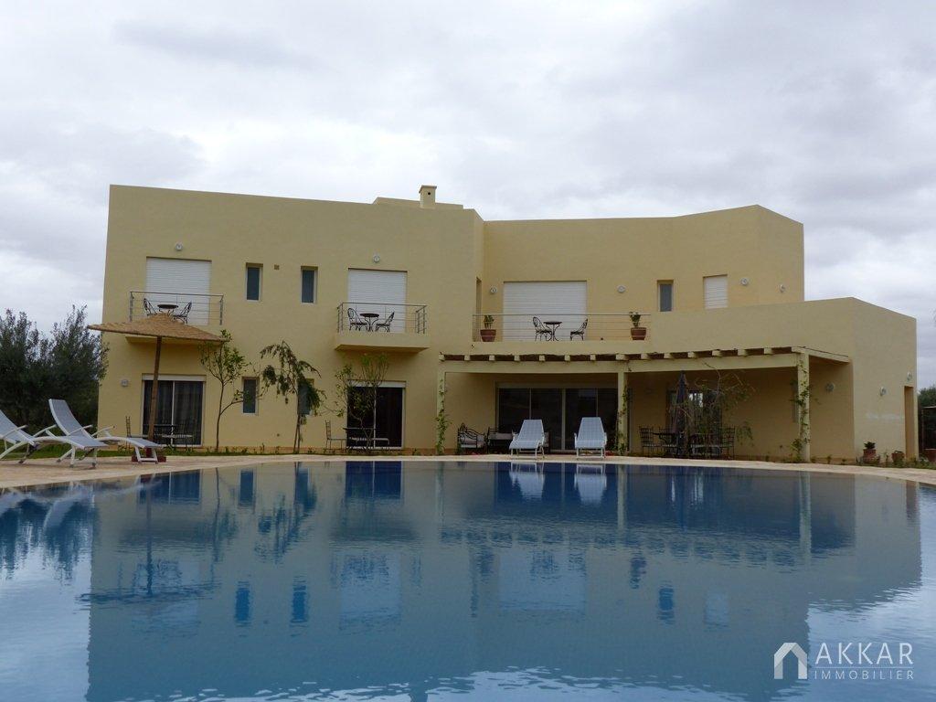 Villa Pas Chere A Marrakech