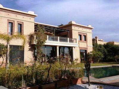 Location Longue Duree Villa Meublee Marrakech