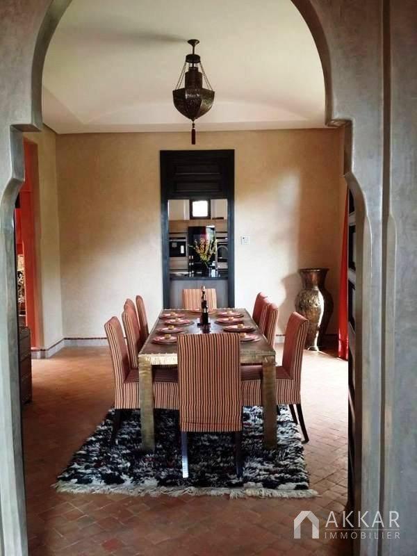 location villa marrakech villa a samanah louer route d 39 amizmiz marrakech akkar immobilier. Black Bedroom Furniture Sets. Home Design Ideas