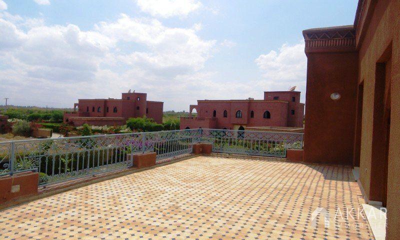 Location Villa Marrakech Grande Villa Avec Piscine
