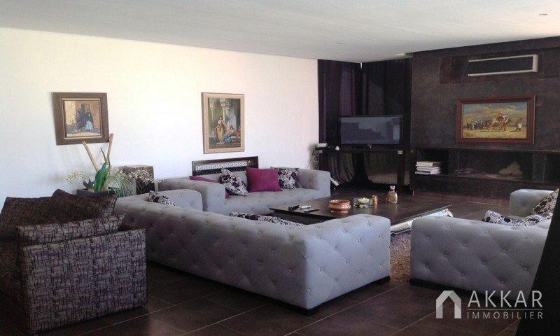 Vente villa marrakech villa tr s moderne vendre route de l 39 ourika marrakech akkar for Villa tres moderne