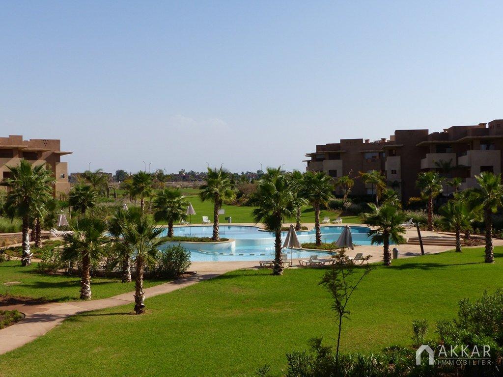 Location appartement marrakech appartement avec vue for Location appartement marrakech gueliz avec piscine
