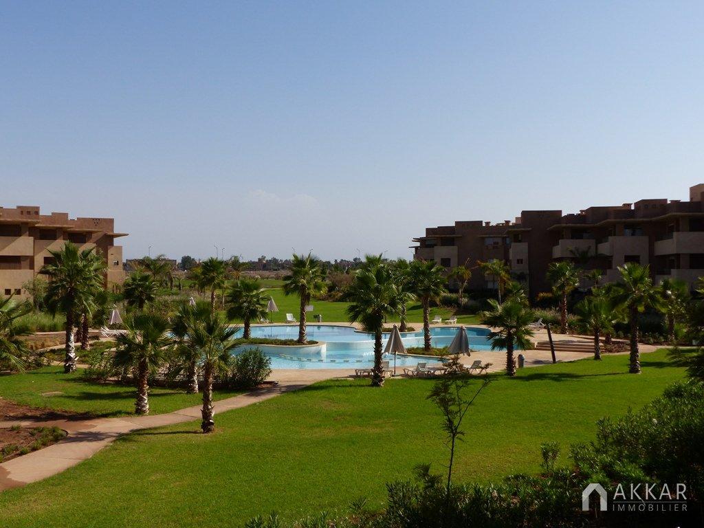 Location appartement marrakech appartement avec vue for Appartement avec piscine marrakech