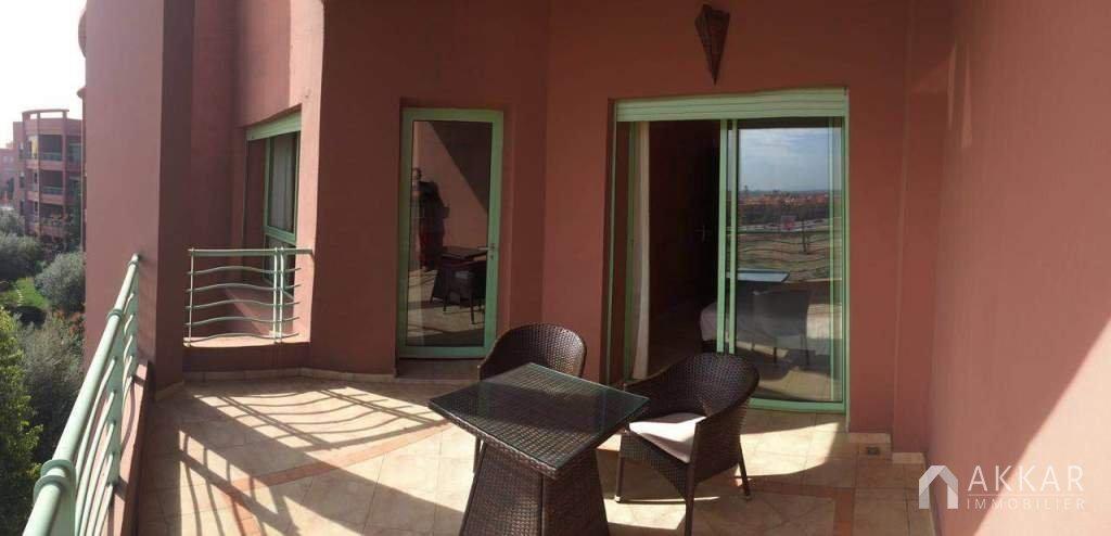 Vente Appartement Marrakech - Appartement avec terrasse à vendre ...
