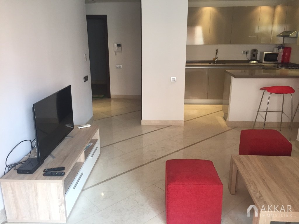 Location Appartement Marrakech Appartement Meubl Moderne  # Image Meuble Moderne