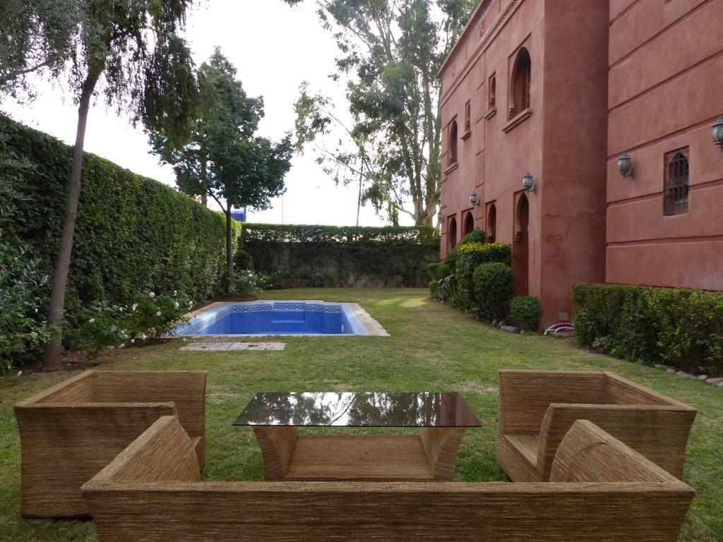 Location Villa Marrakech Villa Marocaine Avec Piscine