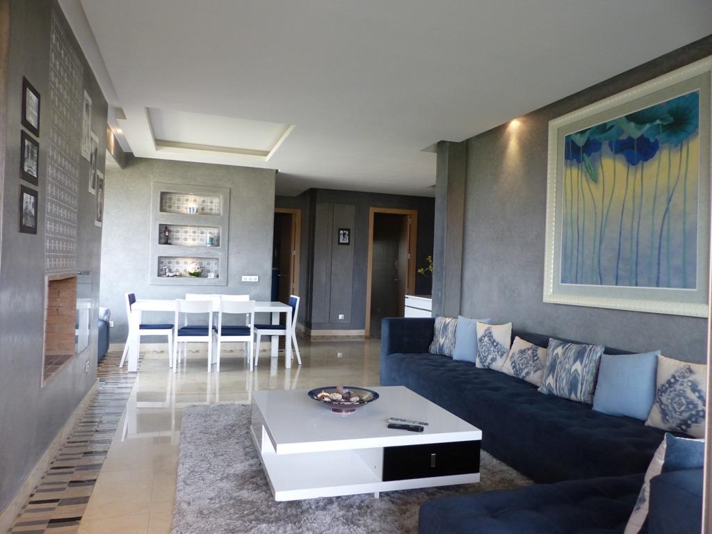 location appartement marrakech appartement moderne louer prestigia marrakech akkar. Black Bedroom Furniture Sets. Home Design Ideas