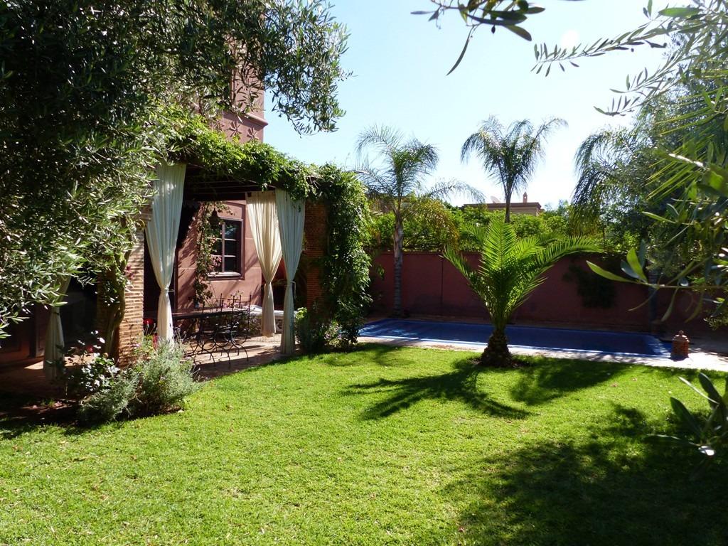Location Villa Marrakech Villa Avec Piscine Louer