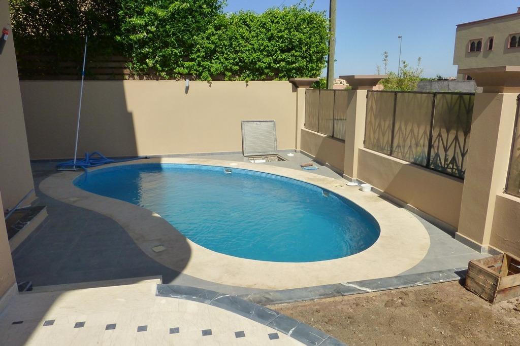Location Villa Marrakech  Villa Avec Piscine  Louer  Targa