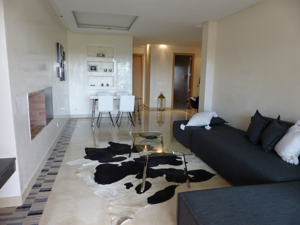 Moderne appartement style appartement moderne oriental for Appartement moderne