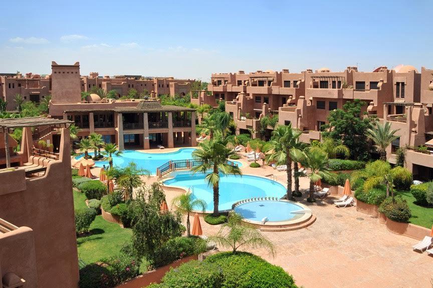Vente appartement marrakech appartement avec terrasse for Appartement avec piscine marrakech