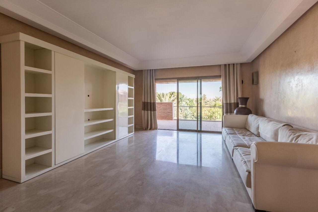Vente appartement marrakech sublime appartement avec vue - Residence les jardins de majorelle marrakech ...