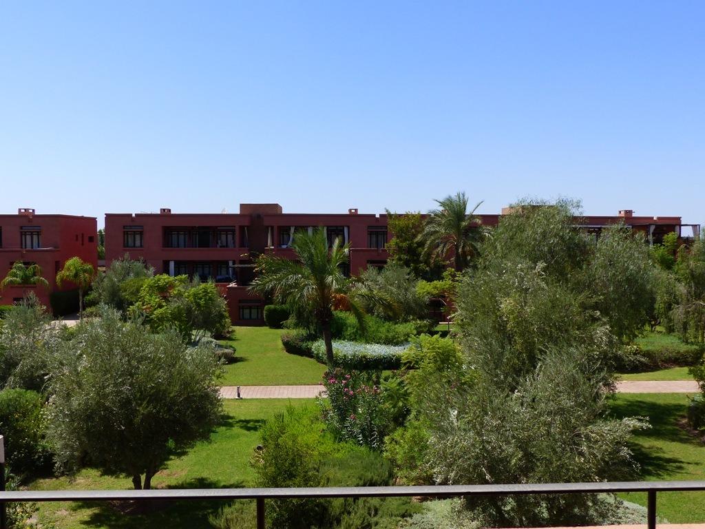 Location appartement marrakech appartement meuble avec for Appartement piscine marrakech