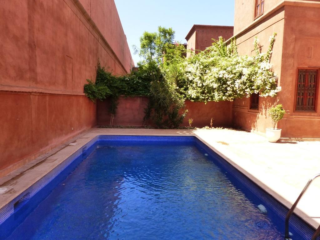 Vente villa marrakech villa avec piscine priv e vendre for Piscine privee marrakech