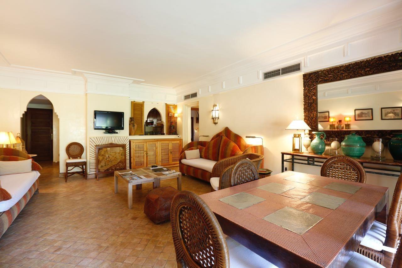 Location courte dur e appartement marrakech magnifique for Appartement avec piscine marrakech