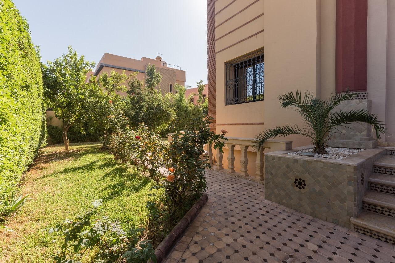 Vente villa marrakech belle villa d architecture for Belle architecture villa