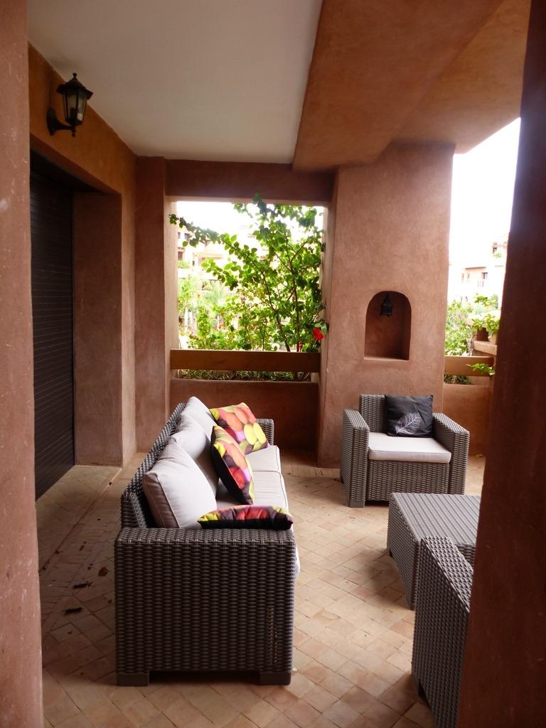 prix 1 875 000 dhs statut vente type de bien appartement localisation marrakech agdal surface 135 m2 salons 1 chambres 2 - Appartement Avec Piscine Marrakech