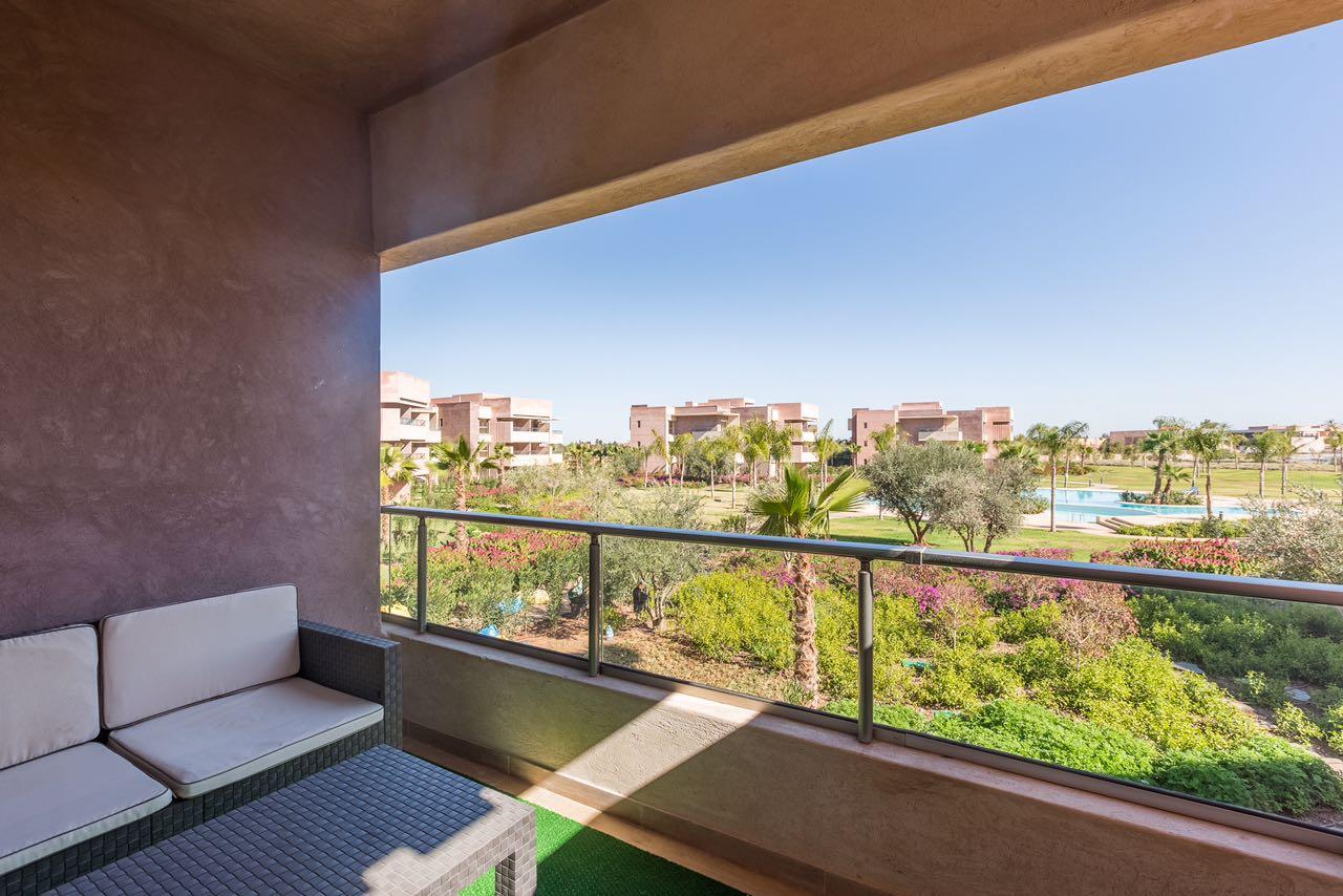 Vente appartement marrakech opportunite appartement avec for Appartement piscine marrakech