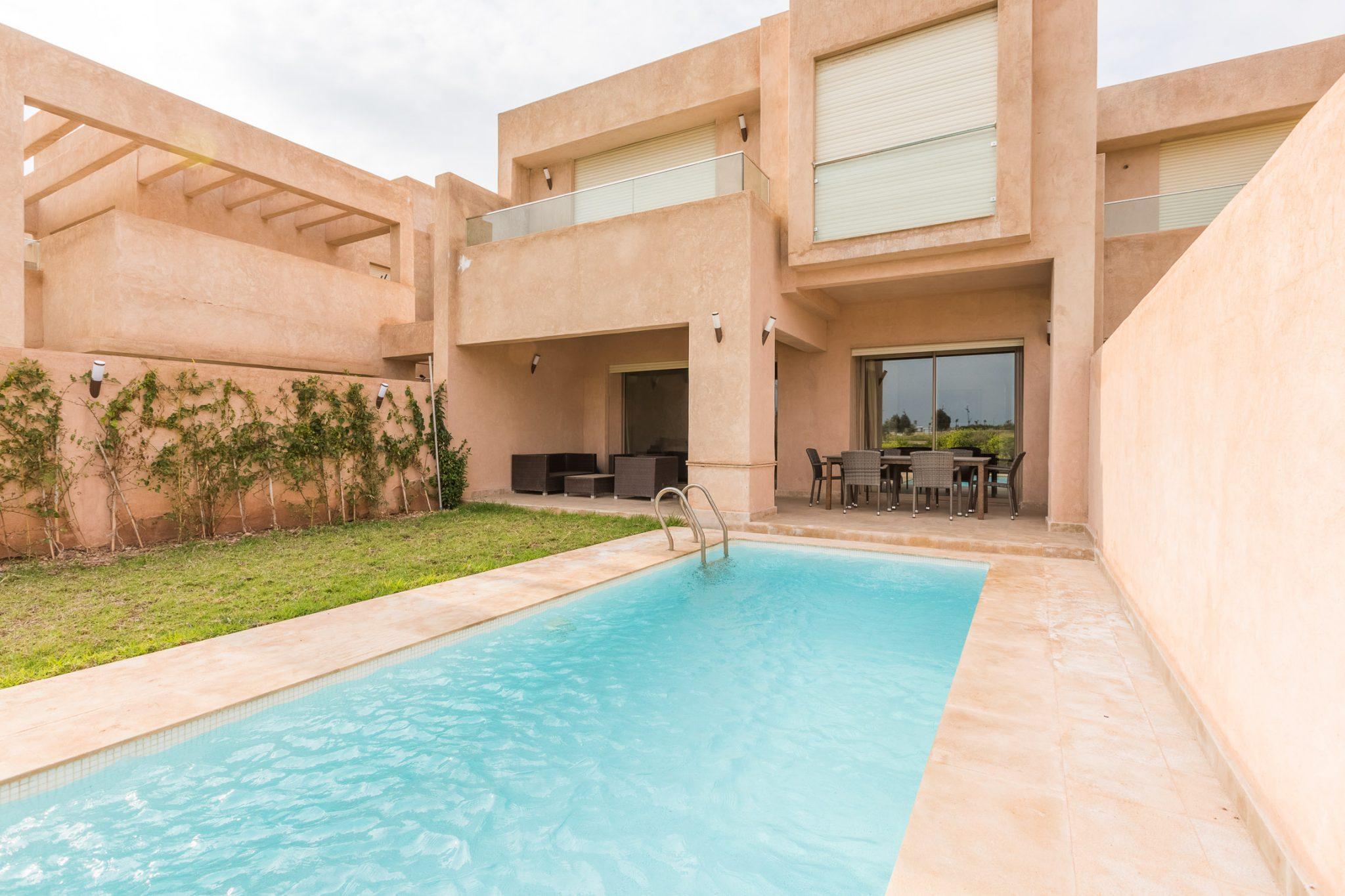appartement a louer a marrakech avec piscine location