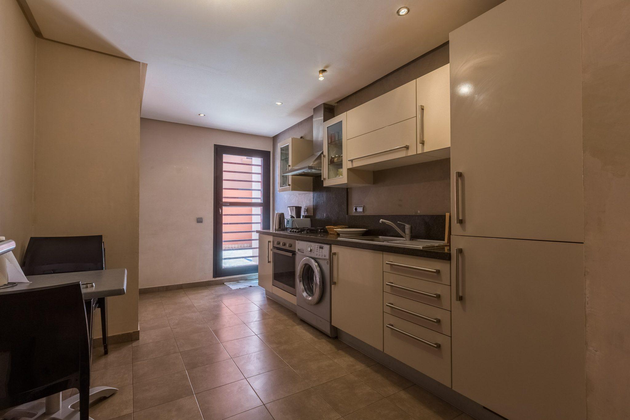 Location appartement marrakech bel appartement avec vue for Appartement a louer a liege 2 chambre