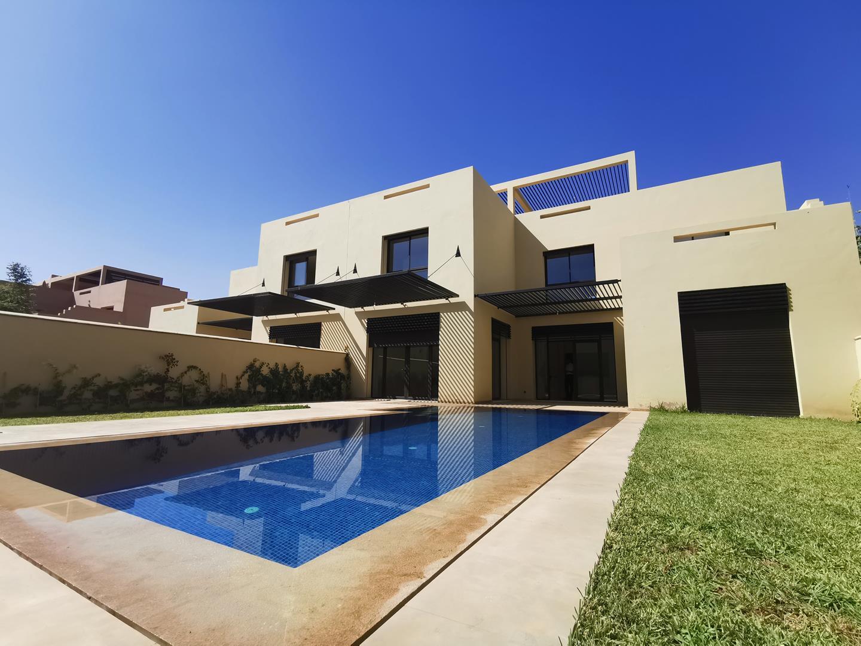 Location villa al maaden magnifique riad moderne avec - Location maison avec piscine marrakech ...